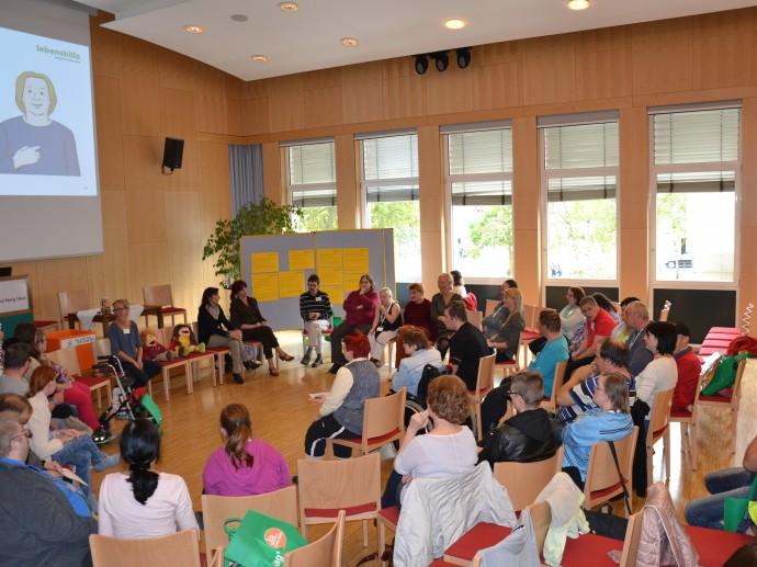 Workshop über Partnerschaften