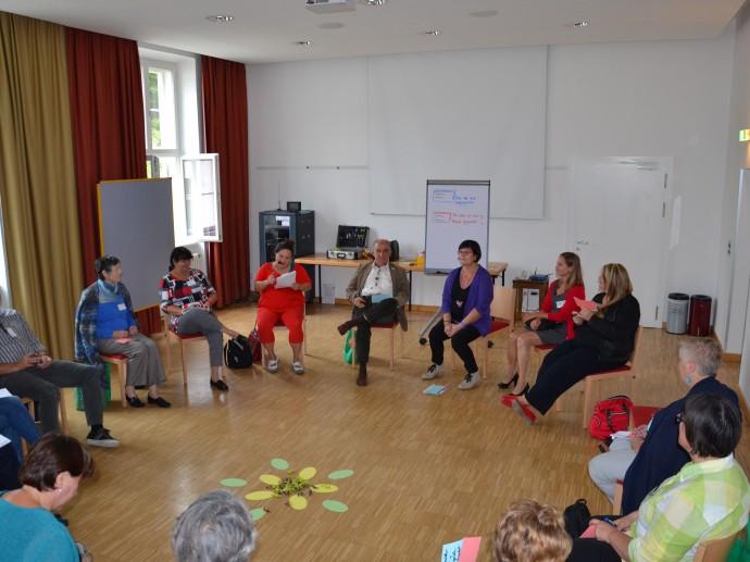 Workshop für Angehörige