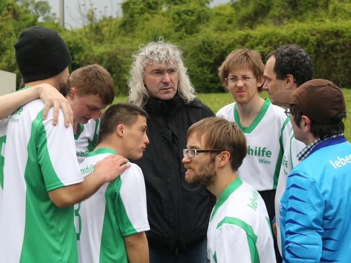 Christian Epp und sein Team (WS20)
