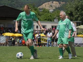 Robert Jez (Coach Team 23) am Ball