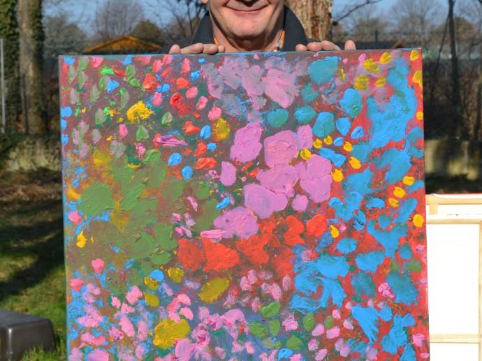Hannes Horvat, einer unserer Kalender-Künstler