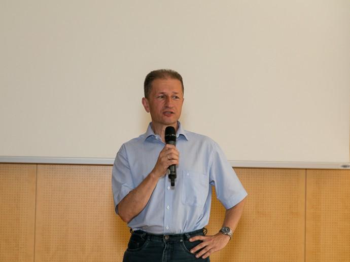 Dipl.-Ing. Stefan Sedlitz, Präsident Lebenshilfe Wien
