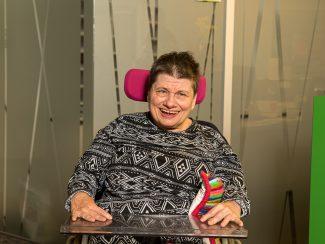 Silvia Zagler ist eine Verfechterin vom Zuhören