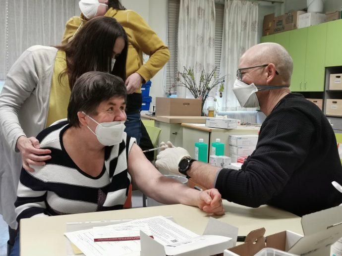 Der Großteil unserer KundInnen und MitarbeiterInnen wurde durchgeimpft